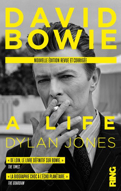 - DAVID BOWIE : A LIFE (EDITION FRANCAISE)